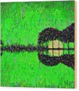 Music World - Pa Wood Print