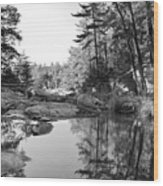 Muskoka Country II Wood Print