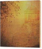 Mussenden Temple Wood Print