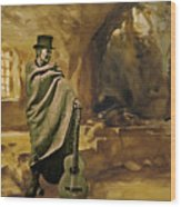 My Beloved Mum Chris Wood Print