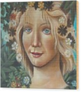 My Botticelli Wood Print