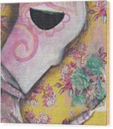 My Bouquet Wood Print