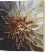 My Exotic Flower Wood Print