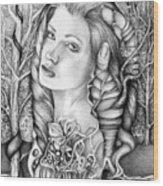 My Immortal Wood Print