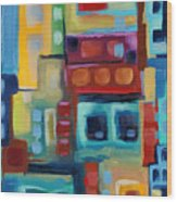 My Jazz N Blues 3 Wood Print