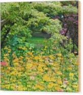 My Monet Wood Print