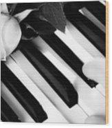 My Piano Wood Print