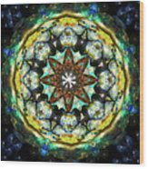 My Star Wood Print