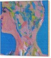 My Teacher--psychological Child Abuser Wood Print