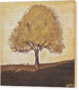 My Tree Wood Print