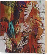 Myrrh Wood Print