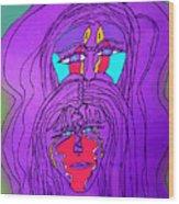 Mystics Wood Print