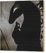 Mysticscape Eyes A10c Wood Print