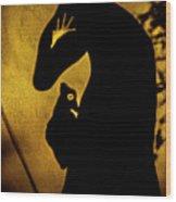 Mysticscape Eyes A10d Wood Print