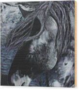 Nahokey Wood Print