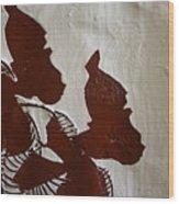 Nakato And Babirye - Twins 2 - Tile Wood Print