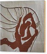 Nakimuli - Tile Wood Print