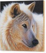 Nala Wood Print