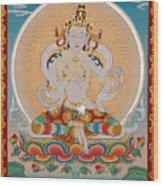 Namcho Vajrasattva Wood Print