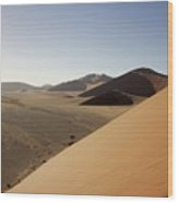 Namibia Sossusvlei 2 Wood Print