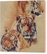 Nanook Wood Print