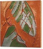 Nansamba - Tile Wood Print