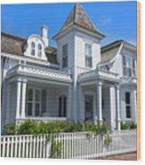 Nantucket Architecture Series 5 - Y1 Wood Print