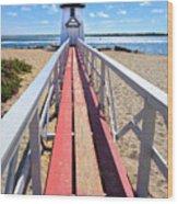 Nantucket Lighthouse - Y2 Wood Print
