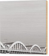 Napier Bridge - Trichy Wood Print