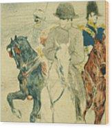 Napoleon Bonapart Wood Print