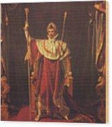 Napoleon Wood Print