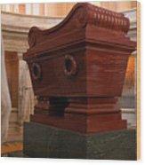 Napoleon's Tomb Wood Print