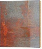 Naranja Wood Print