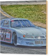 Nascar 31 Impala Ss Wood Print