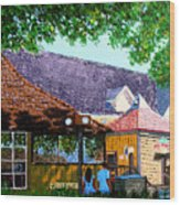 Nashville 3-06 Wood Print