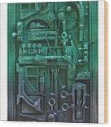 Nastora Wood Print