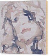 Natashia IIi Wood Print