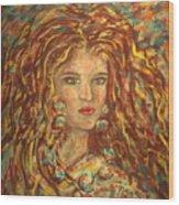Natashka Wood Print