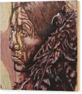 Native Wood Print