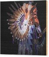 Native Spirit Wood Print