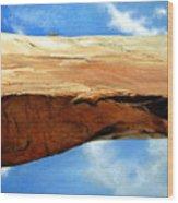 Natural Abstract  Wood Print