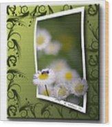 Nature Bug Wood Print