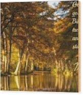 Nature501 Wood Print