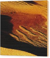 Natures Art.. Wood Print by Al  Swasey