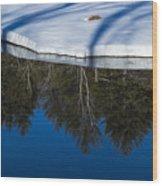 Natures Flip Side Wood Print