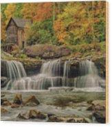 Natures True Colors  Wood Print