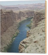 Navajo Nation 1 Wood Print
