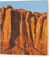 Navajo Sunrise Wood Print