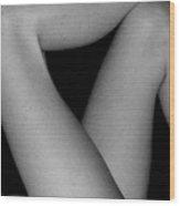 Navel Wood Print