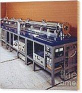 Nbs-6, Atomic Clock Wood Print